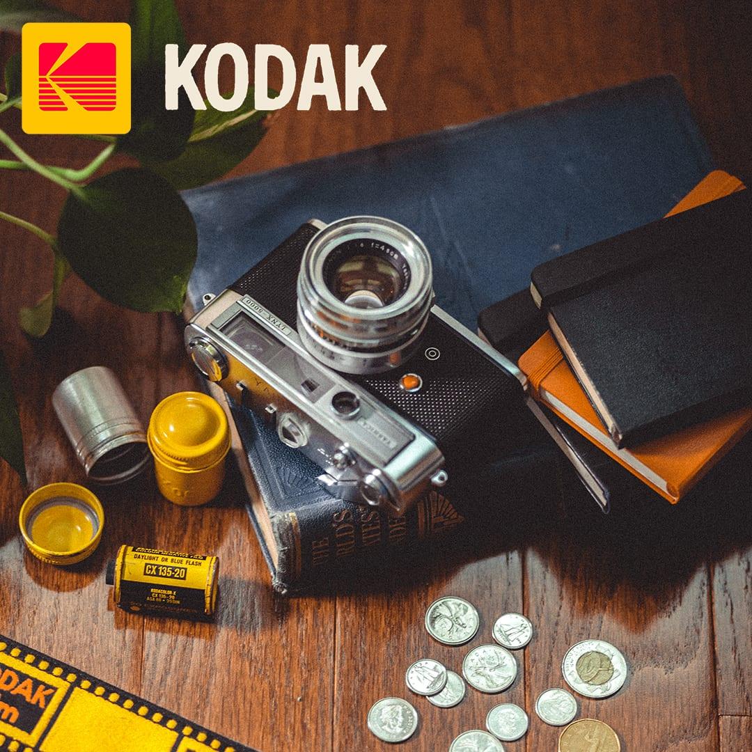 Kodak Branding
